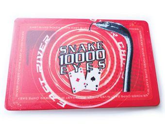 Snake eyes poker