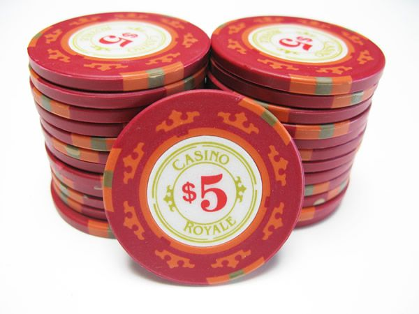 jeton casino royal 5$
